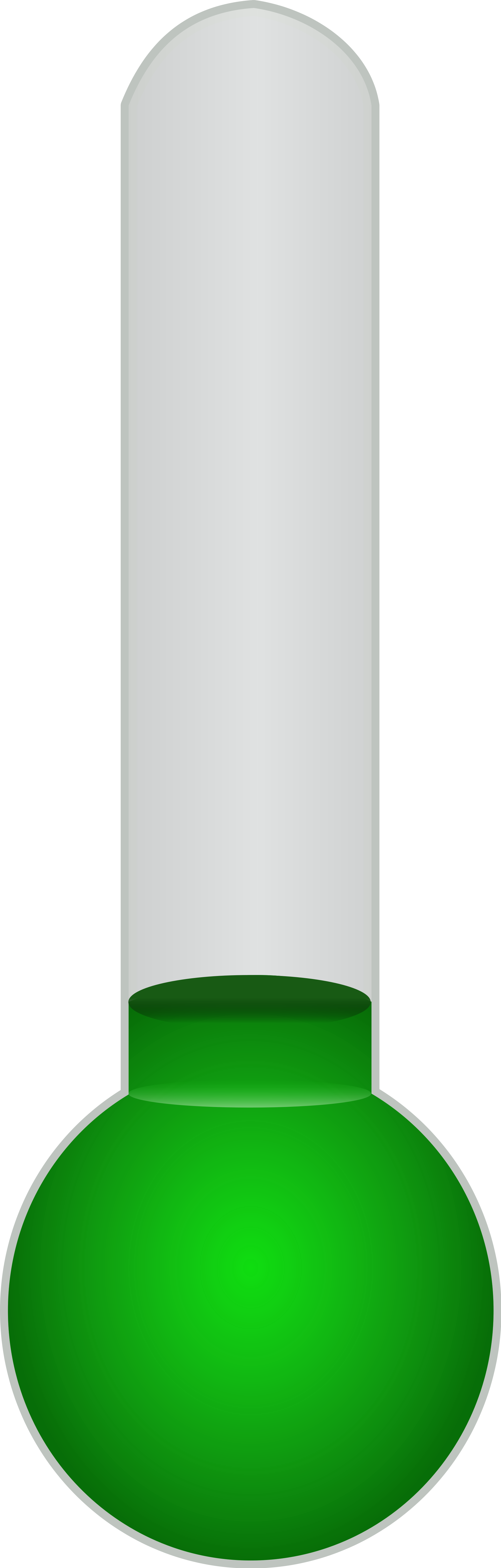 Transparent thermometer green. File svg wikimedia commons
