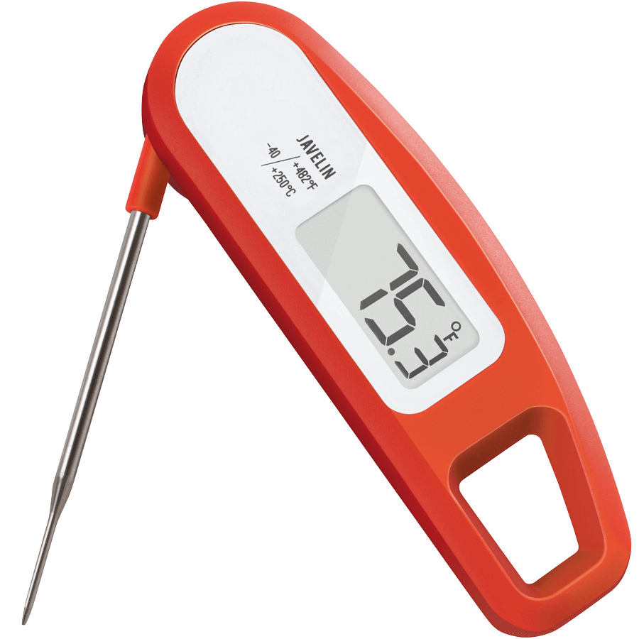 transparent thermometer fast