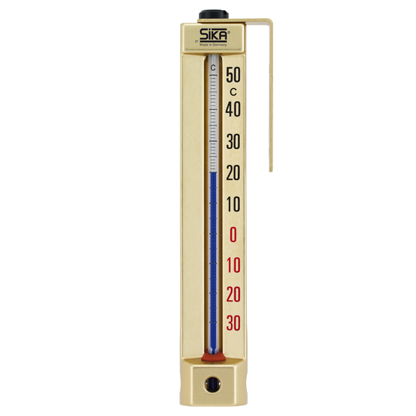 transparent thermometer ruler