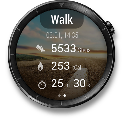 Transparent timer gambar. The huawei watch is
