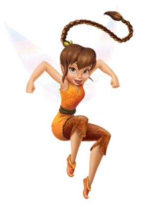 Fawn she s awesome. Transparent tinkerbell banner stock
