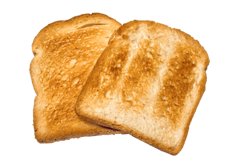 Transparent toast. Png free images toppng