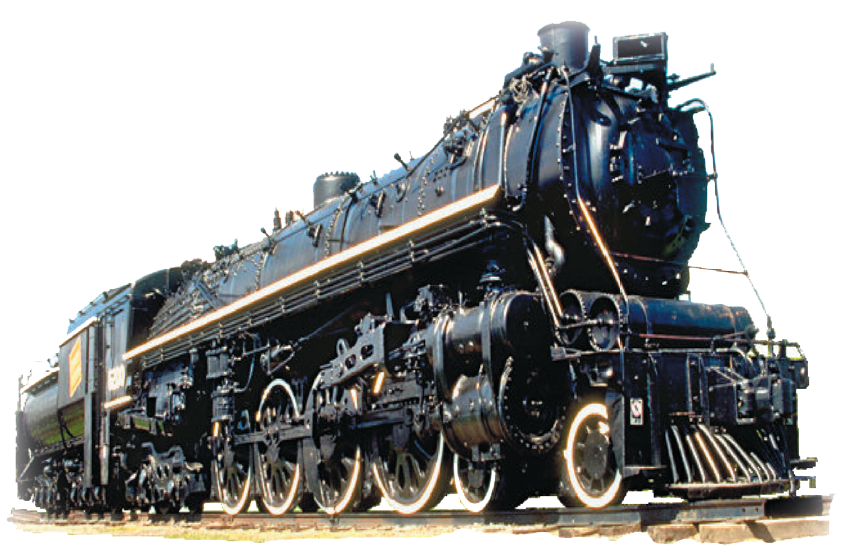 Transparent train steam engine. Hd png images pluspng