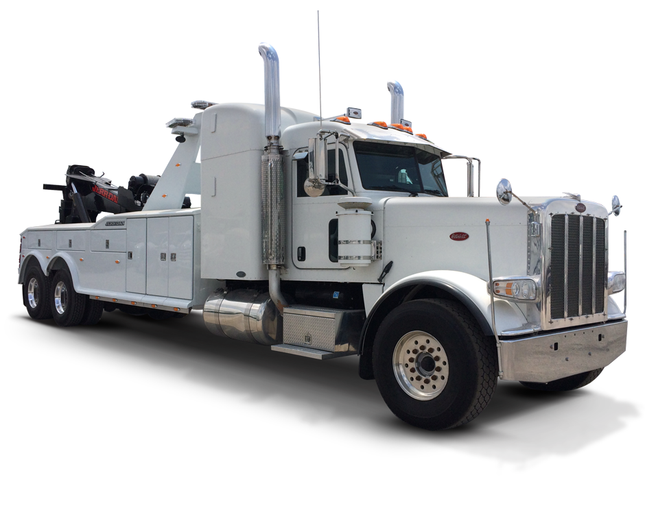 Transparent trucks heavy duty. Towing company in queens