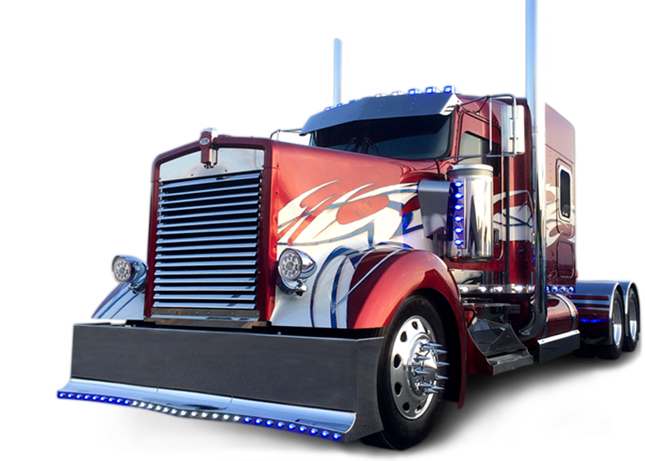 Transparent trucks kenworth. Truck accessories and products