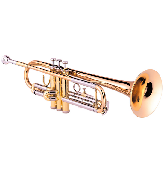 Transparent trumpet allora. The jupiter ml student