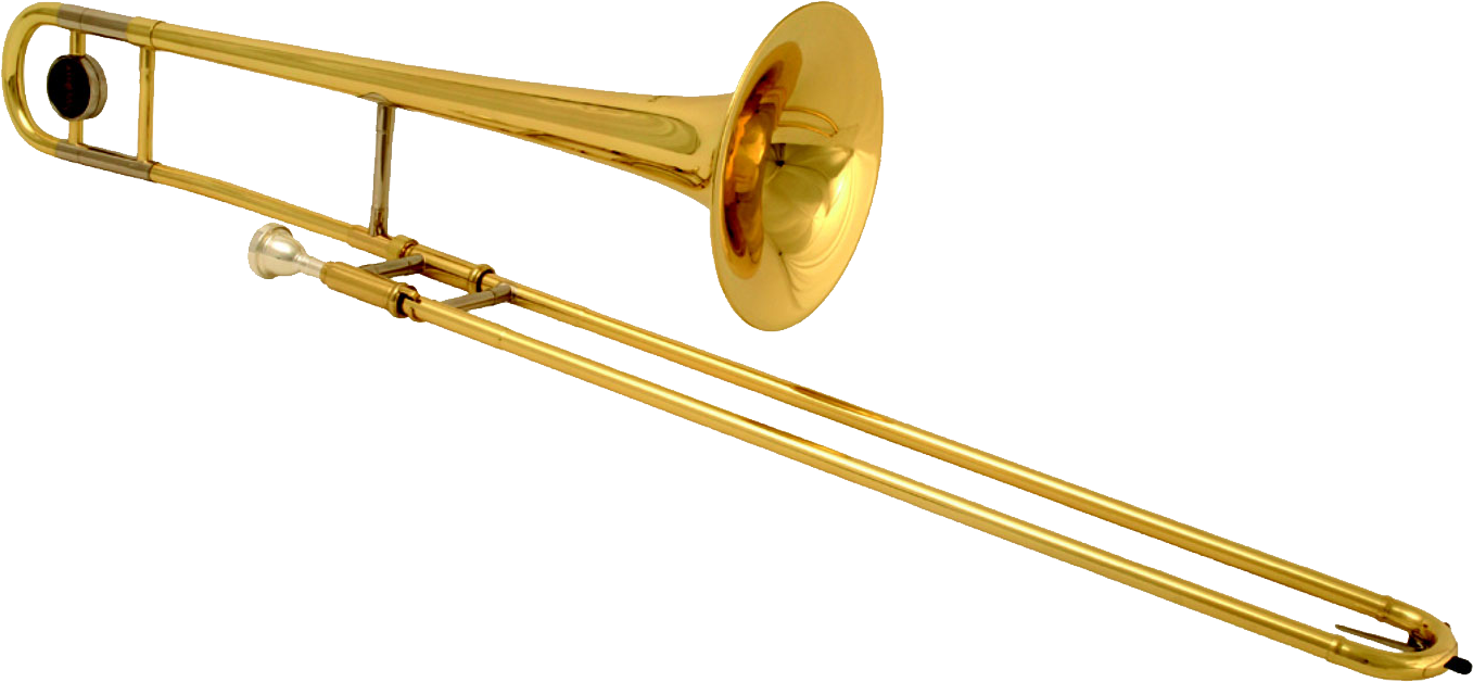 Trombone vector transparent. Png