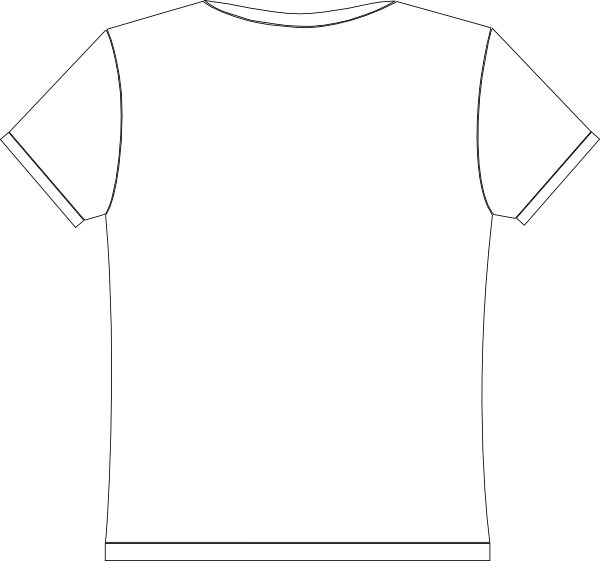 Transparent tshirt clear background. Blank t shirt png