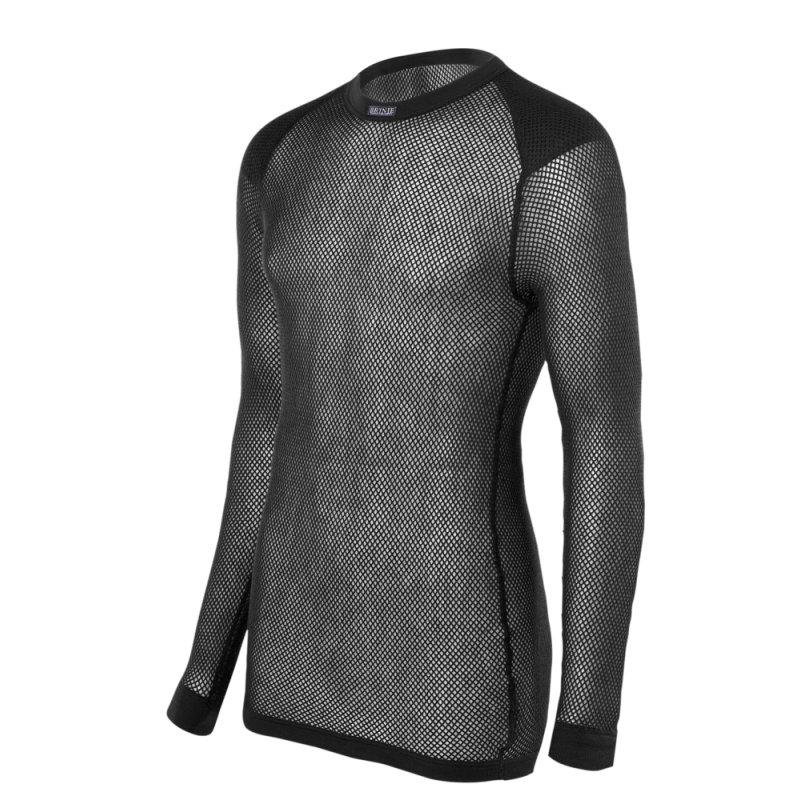 Transparent tshirt netted. Functional t shirt brynje