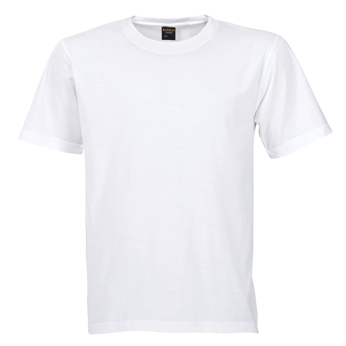 Transparent tshirt round neck. G kiddies crew