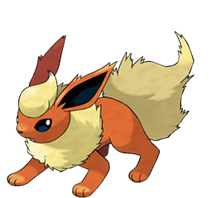 Transparent espeon lonely. Flareon firered leafgreen pokedex