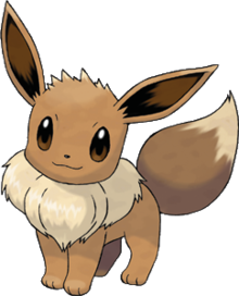 eeveelution drawing name