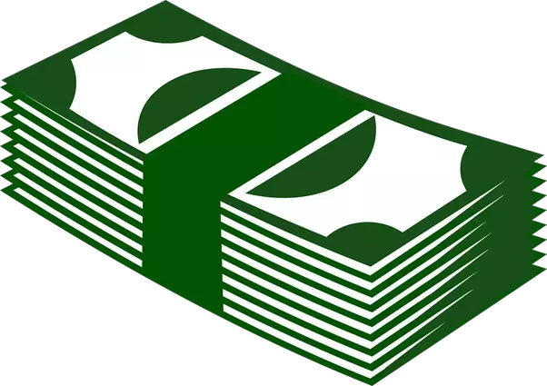 Transparent visor green accounting. Collection of free accounted