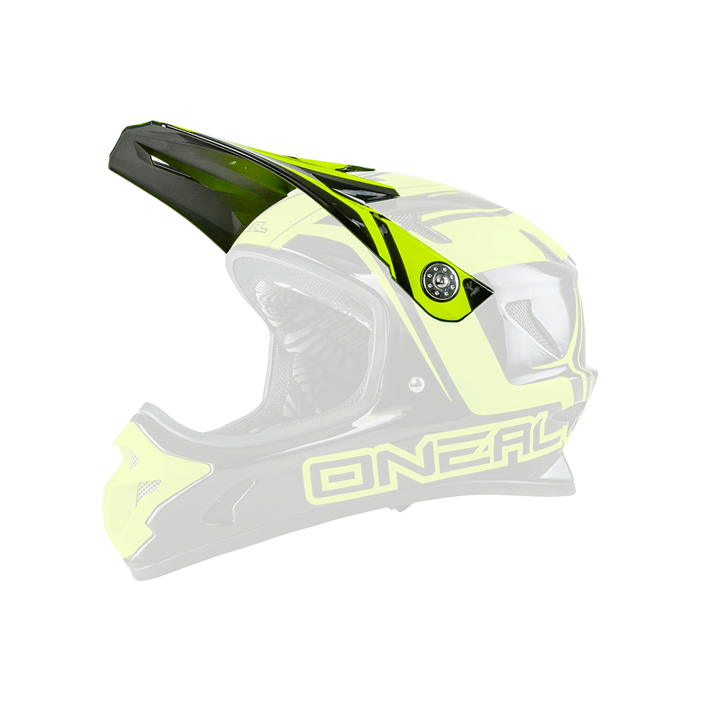 Transparent visor neon. O neal europe shop