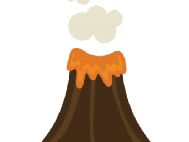 Transparent volcano animated. Hawaii png free
