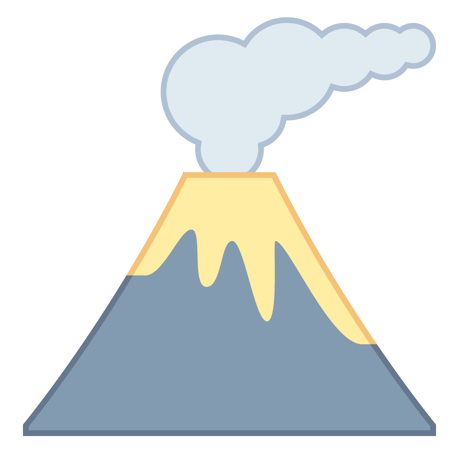 Transparent volcano pdf. Icon free download png