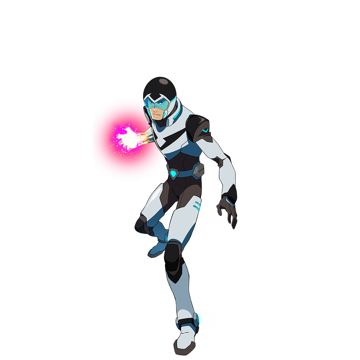 Transparent voltron shiro legendary defender. Anime official collectoons forums