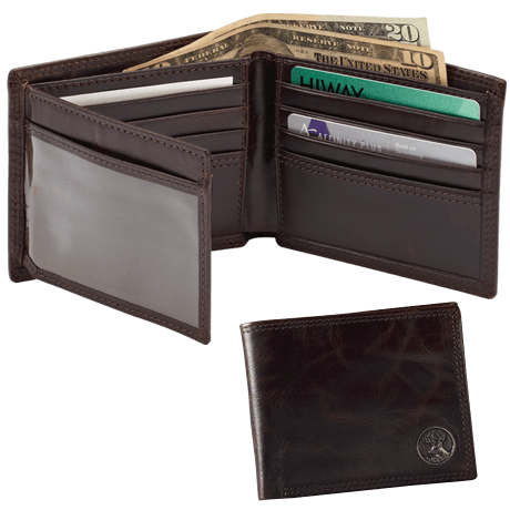 Billfold with double sided. Wallet transparent clear picture royalty free library