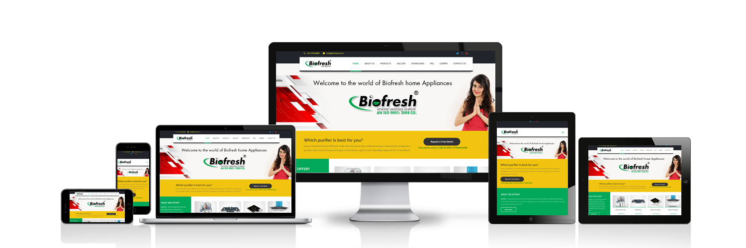 Transparent website small business. Websites designing company in
