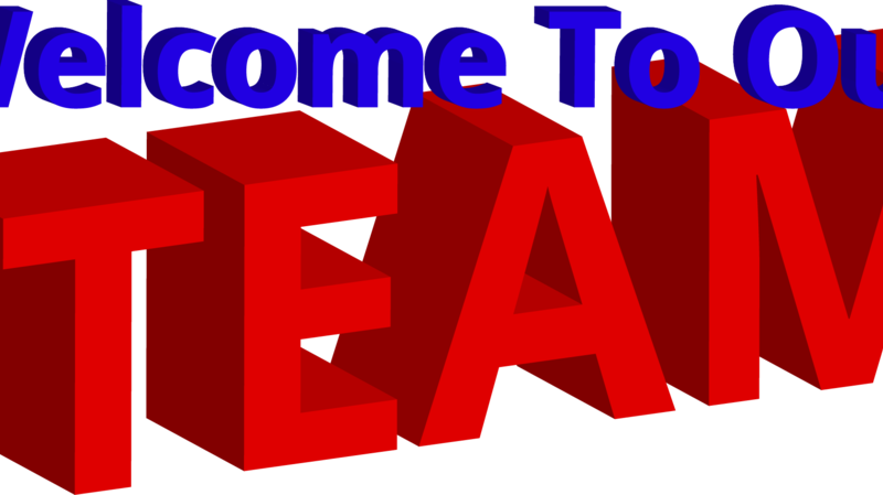 Transparent welcome new hire. Employee clipart cute borders