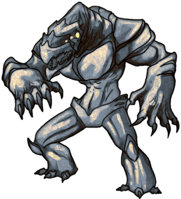 Transparent werewolf d&d. Gray render d pfsrd
