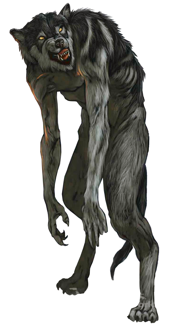 Transparent werewolf prince caspian. The chronicles of narnia