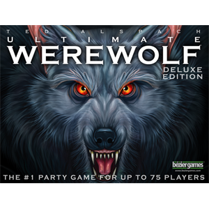 Transparent werewolf special edition. Ultimate deluxe card dice