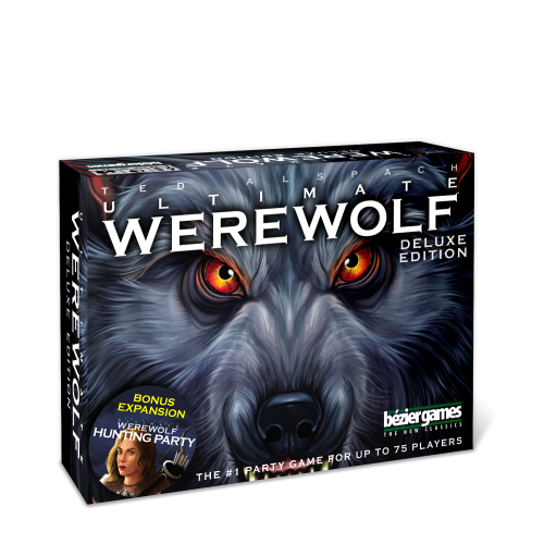 Transparent werewolf special edition. Ultimate deluxe hunting party