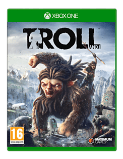 Transparent werewolf video game xbox 360. Buy troll and i