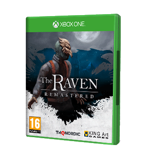Transparent werewolf video game xbox 360. The raven remastered one