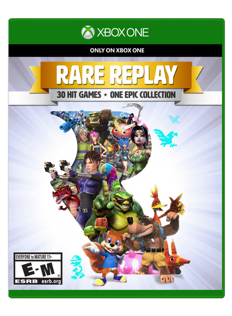 Transparent werewolf video game xbox 360. Rare replay review the