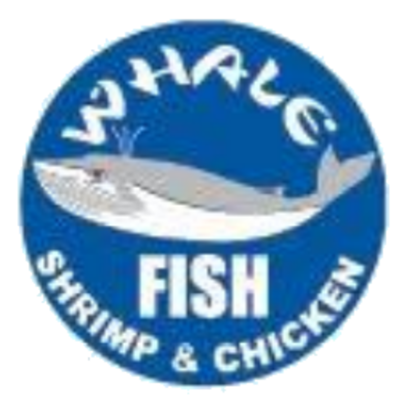 Transparent whale chicken. Fish delivery w chicago
