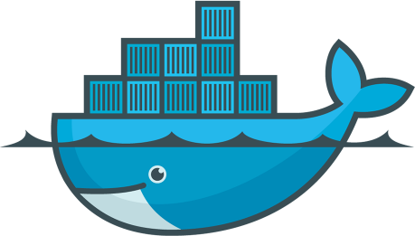 Transparent whale docker. Keep it small a