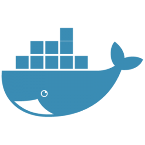 How to install latest. Transparent whale docker banner black and white