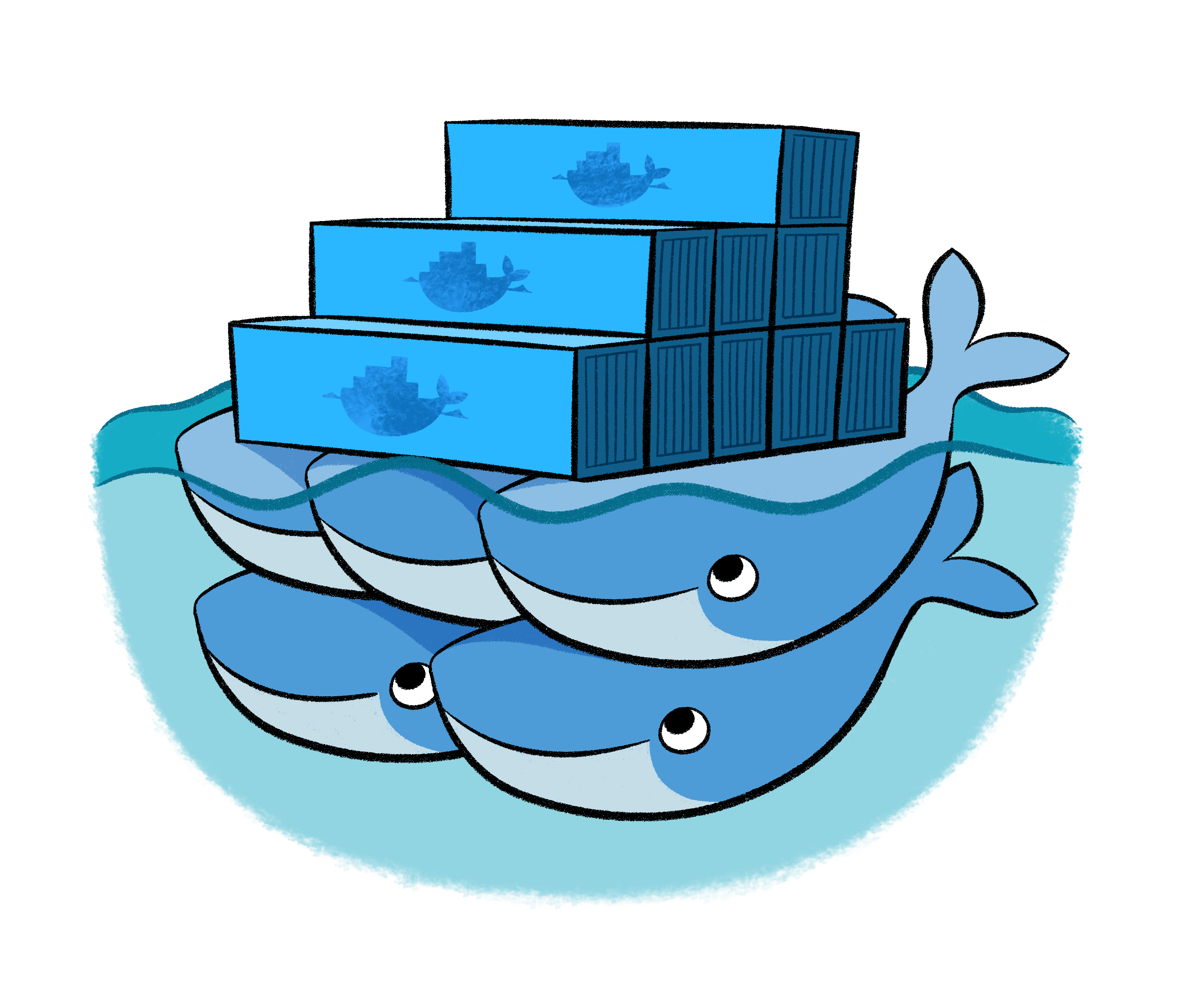 Transparent whale docker. Whales blog dockerwhalestransparent