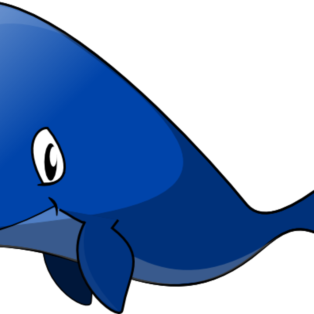 Transparent whale little cartoon. Clipart free download pictures