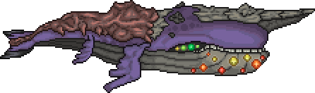 Transparent whale space. Terraria community forums