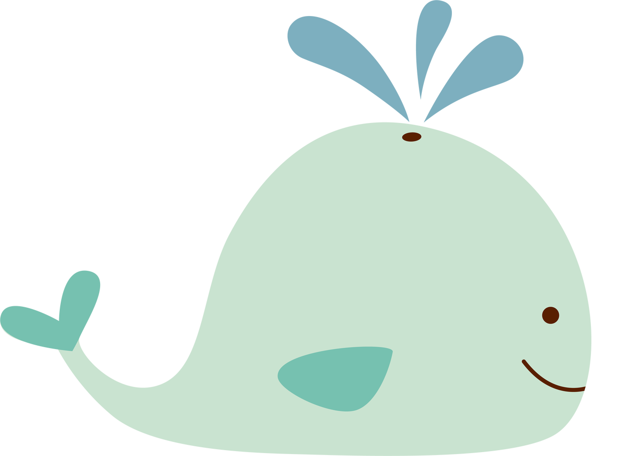 Transparent whale svg. Cut file snap click