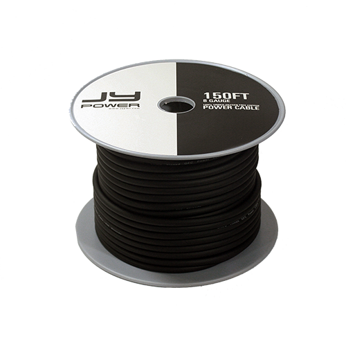 Transparent wires ofc. G power wire