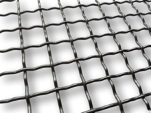Transparent wires wire mesh. Mechanical screening wikipedia woven