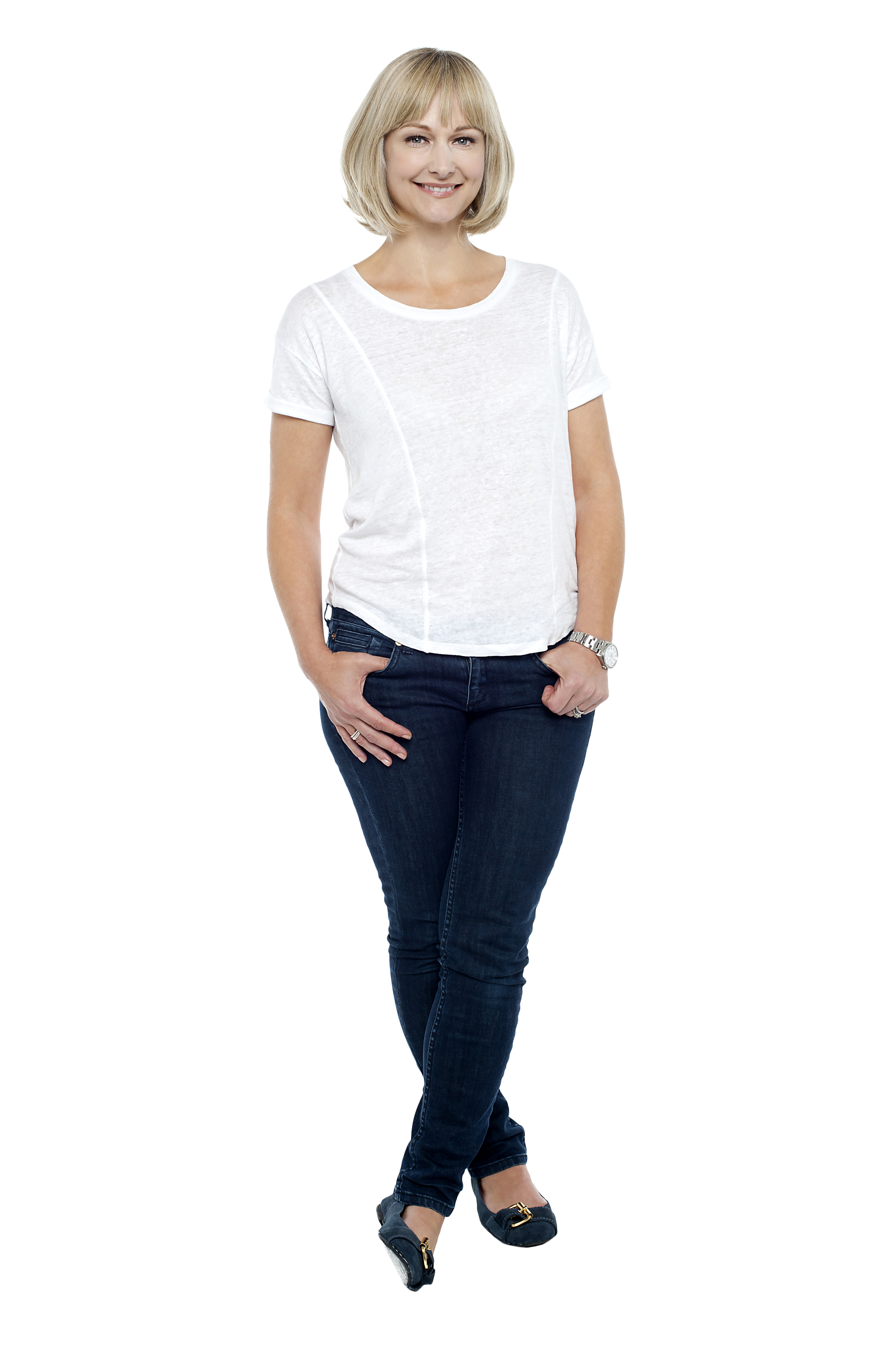 Transparent women background. Standing png image purepng