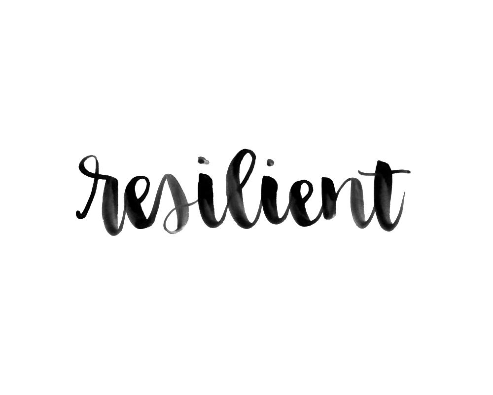 Transparent word. Resilient my one little jpg freeuse