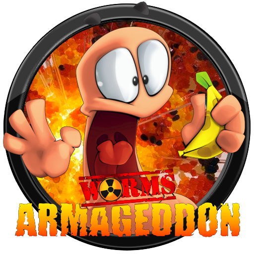 Transparent worm armageddon. Worms by pezcore on