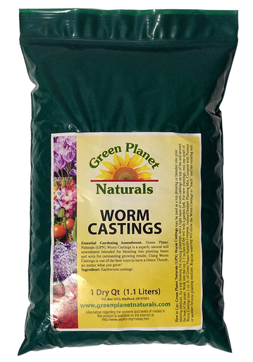 Transparent worm yard. Castings free shipping products
