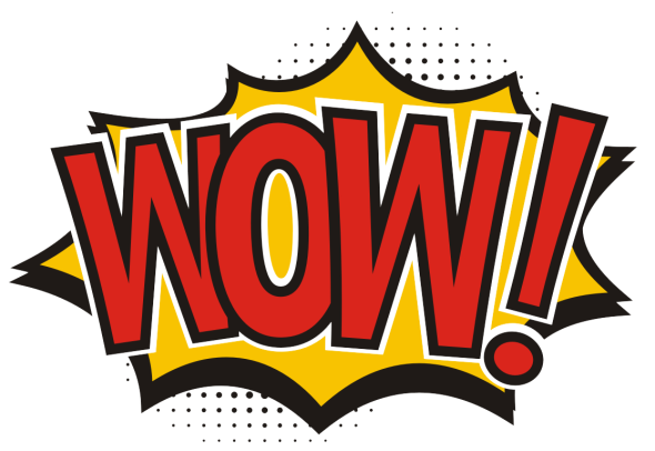 Transparent wow. Face png stock
