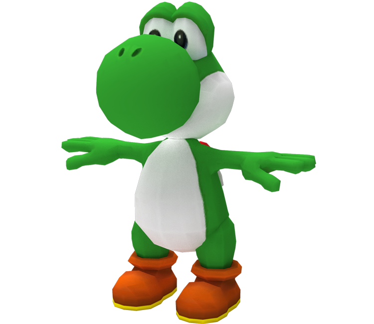 Transparent yoshi fortune street. Wii the models resource