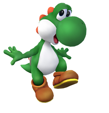 Transparent yoshi super mario world. My power is beyond