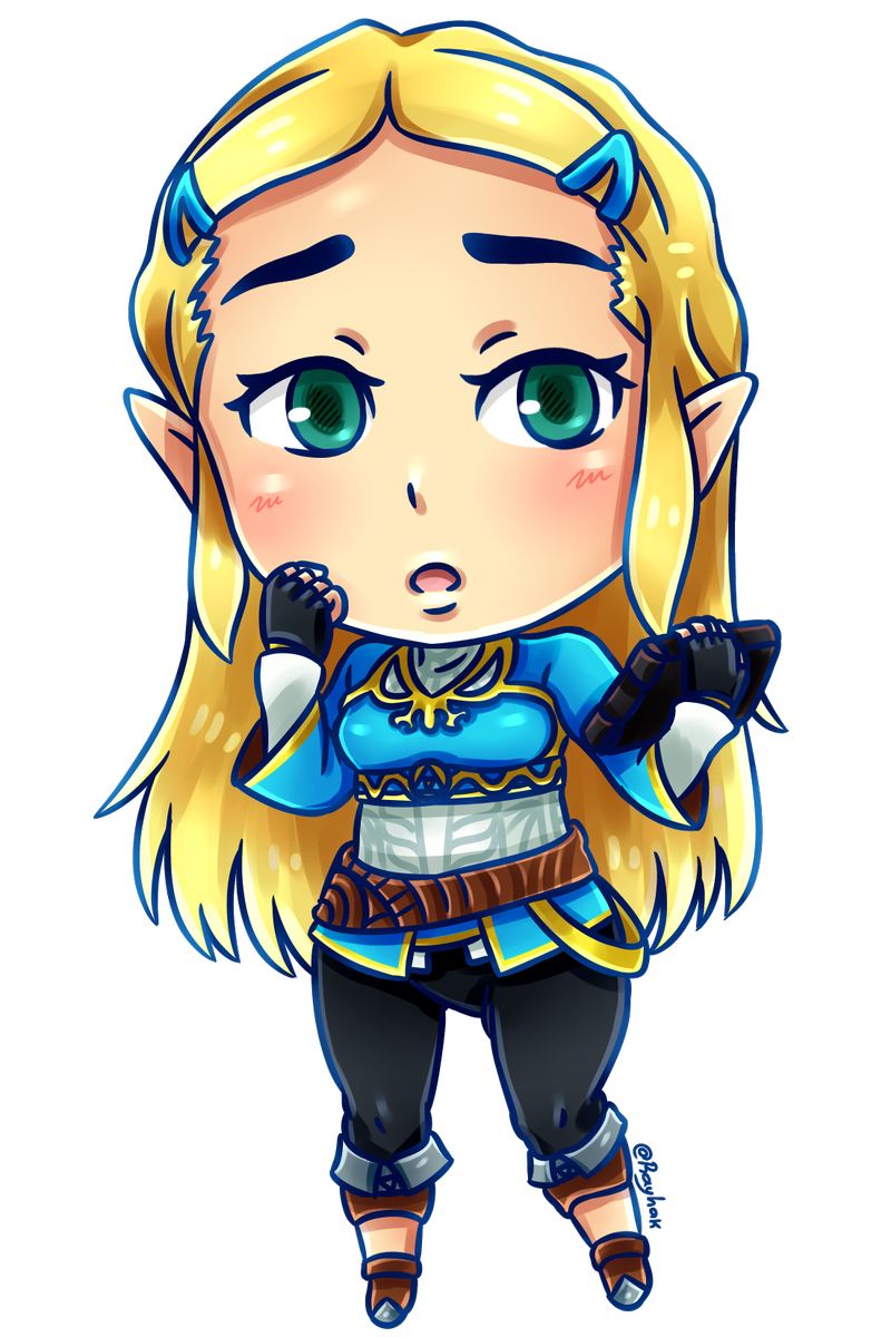 Transparent Zelda Cute Picture 1251633 Transparent Zelda Cute
