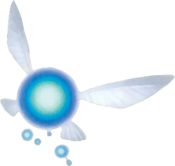 Transparent zelda navi. Image artwork png zeldapedia
