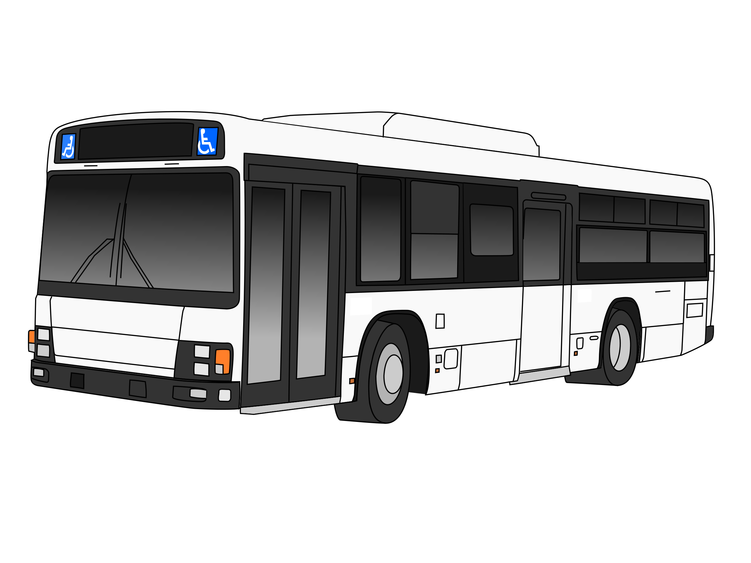 Transport drawing bus. File draw png wikimedia